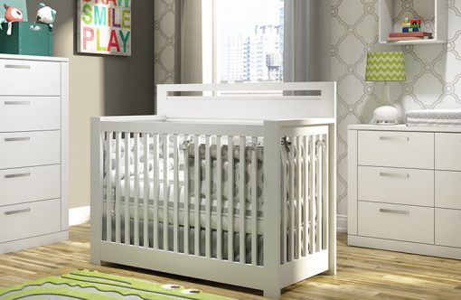 "Milano ""5-in-1"" Convertible Crib"