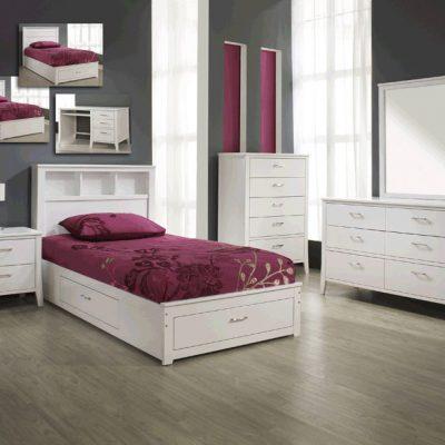ideal bookcase matesbed
