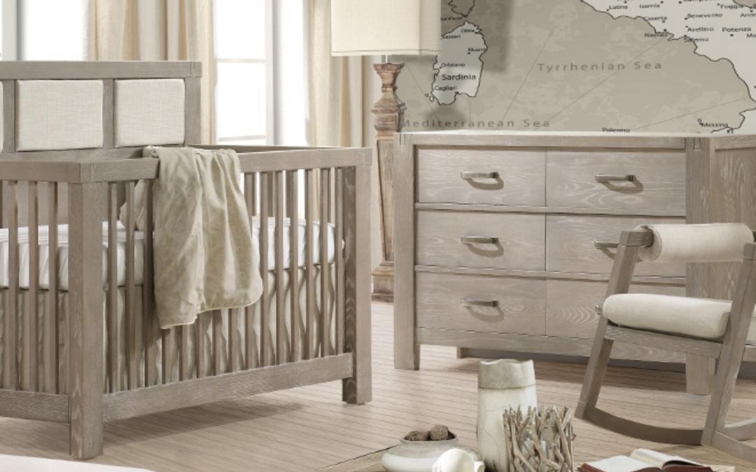 Project Nursery Showcases Natart Furniture