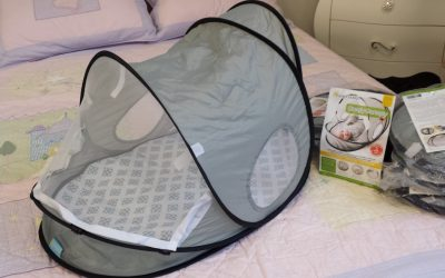 EquiptBaby Comfy Canopy – Perfect for Families on the Go!
