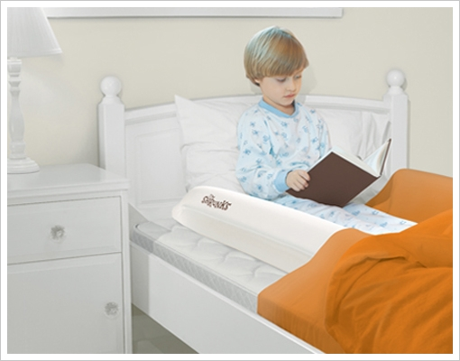 Keeping Kids Safe – The Shrunks Inflatable Bed Rail