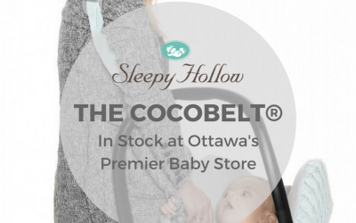 The Cocobelt Now In Stock at Sleepy Hollow Children's Furniture in Ottawa