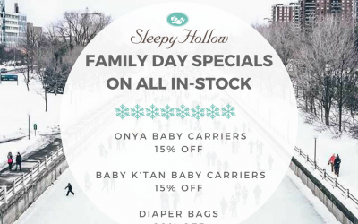 Family Day Special at Sleepy Hollow Children's Furniture in Ottawa
