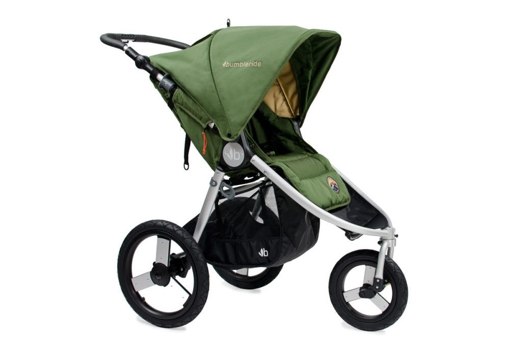 Sara Haley Fitness Reviews Bumbleride Speed Stroller