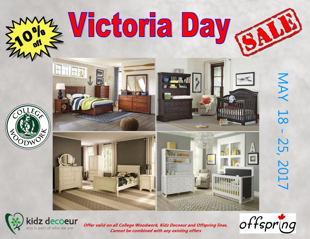 Victoria Day Sale 10% Sale (2017)