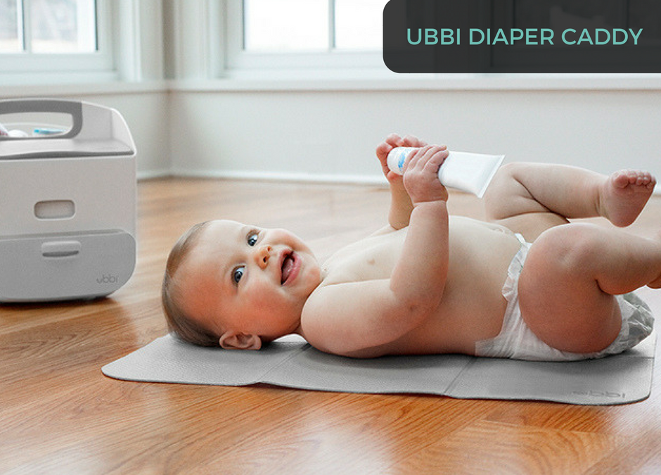 UBBI Diaper Caddy Available in Ottawa