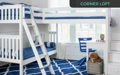 Bunkbeds for the Grandparents House