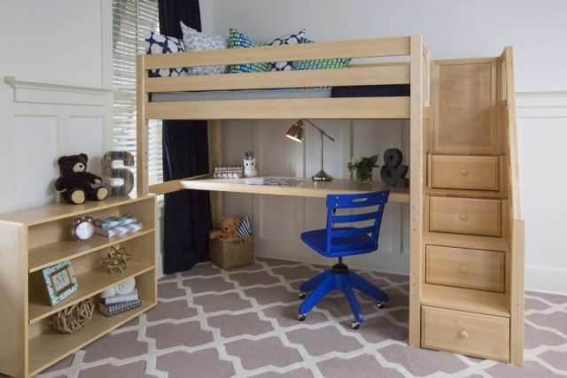 Back To School With Maxtrix Loft Beds