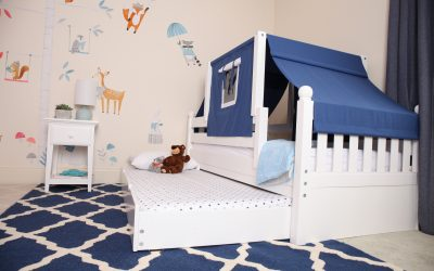 Toddler Crib-to-Bed Transition