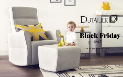 Black Friday Deals from Dutailier at Sleepy Hollow