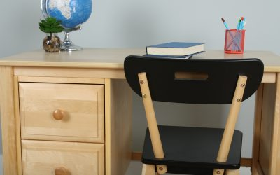 2-Drawer Study Desk from Maxtrix Kids
