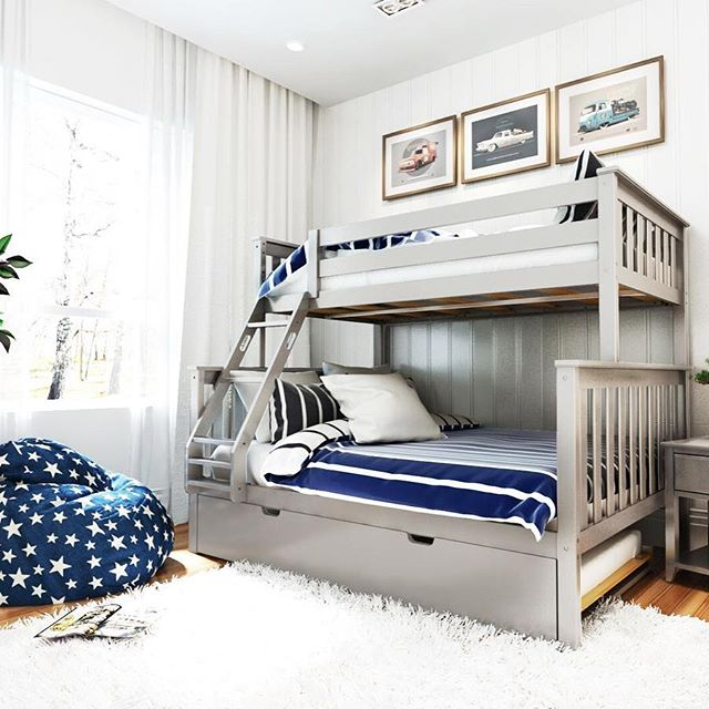 Max And Lily Single Over Double Bunkbed Sleepy Hollow Canada
