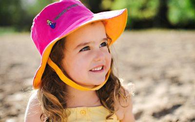 FlapJackKids Lightweight Sun Protection for Babies & Kids