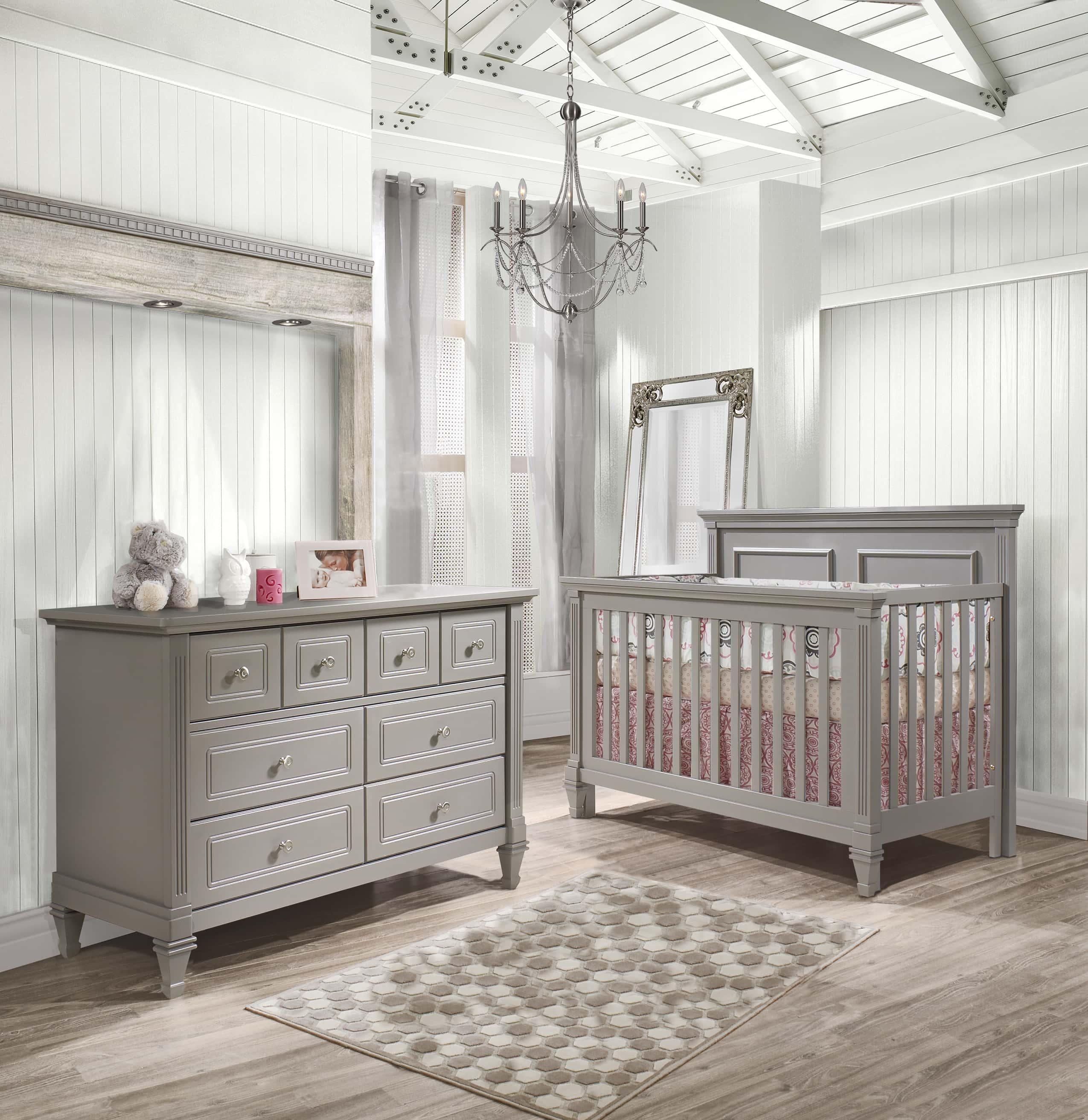 Belmont Convertible Crib Sleepy Hollow Canada