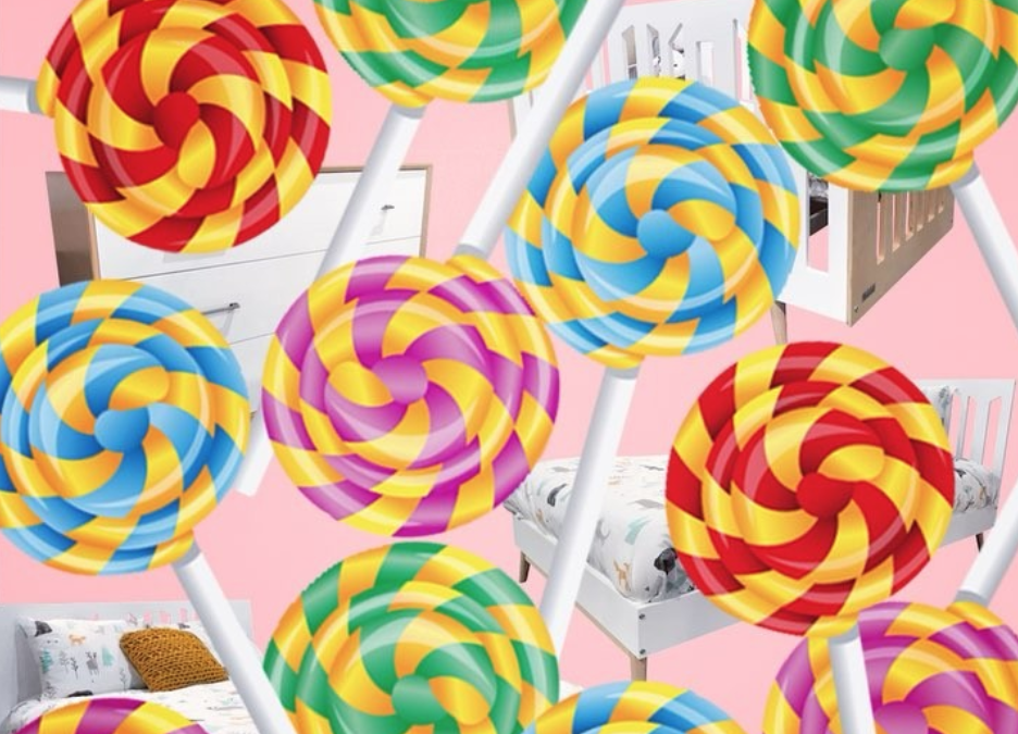 Meet Dutailier's New Lollipop Collection