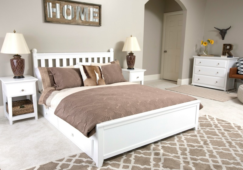 Maxtrix Queen Bedroom Ideas