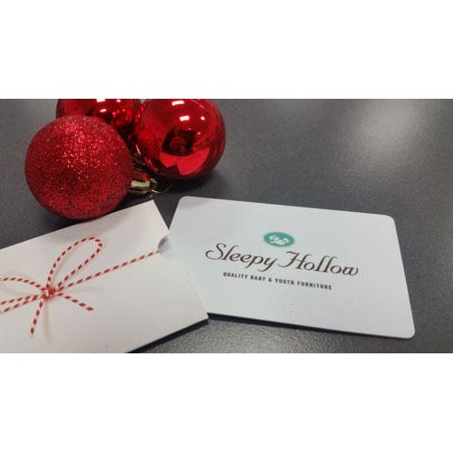 sleepy hollow gift card