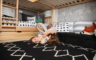 Triple Bunk Beds – Perfect for Home and Cottage