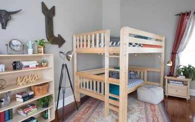 Maxtrix Bunk Bed Height Options