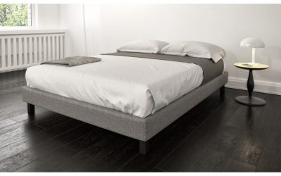 Meet Breeze, An Innovative Platform Bed