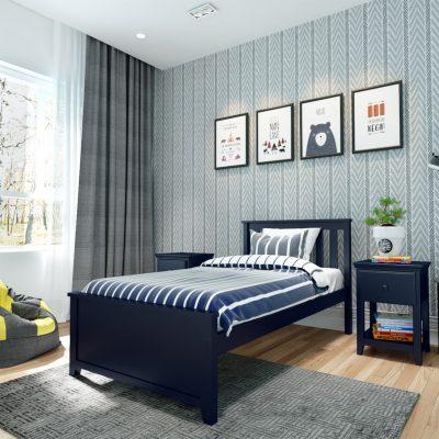 Dublin Twin Bed