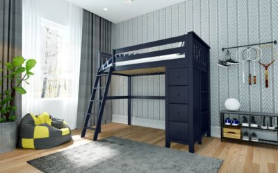 Get Sleep & Storage Space with the Edinburgh AIO