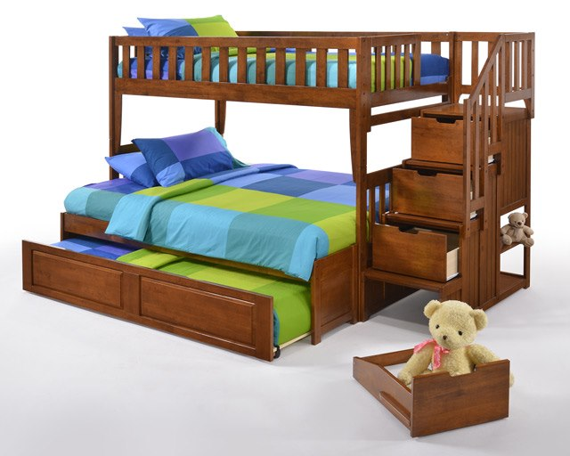 Peppermint Bunk Blends Style, Comfort and Quality