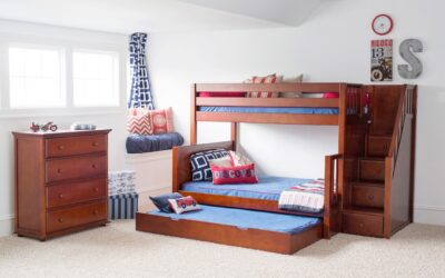 Low Profile Bunk Beds and Loft Beds